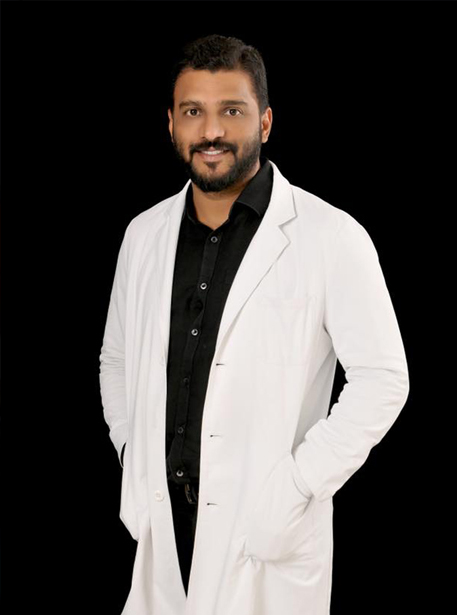 Dr. Sumanth M. Shetty